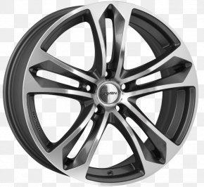 Car - Autofelge Car Alloy Wheel Rim Tire PNG