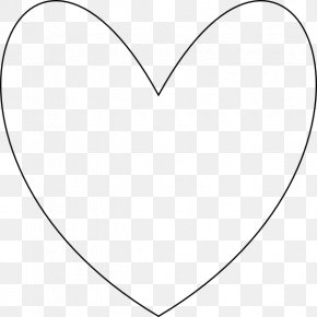 Heart Shapes Pictures - White Heart Black Angle Pattern PNG