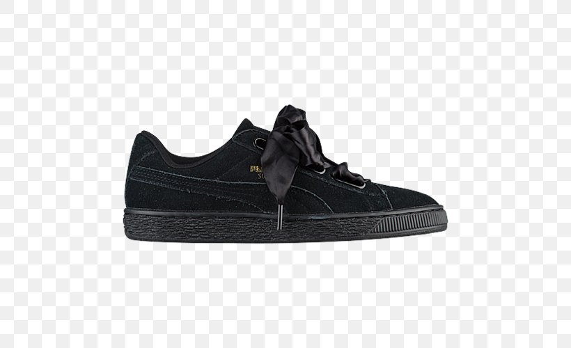 puma chaussure suede creepers