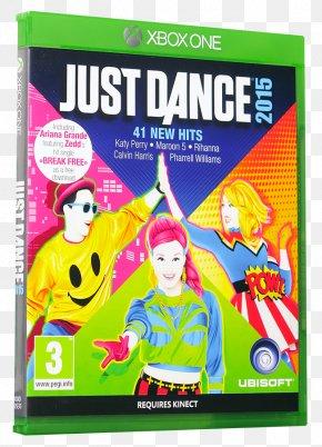 Just Dance 2015 - Just Dance 2015 Wii U Just Dance 2016 PNG
