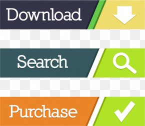 Vector Search Tags - Web Button Euclidean Vector Download PNG