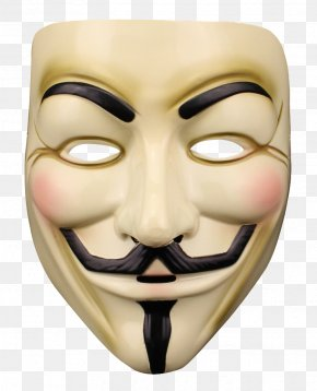 Anonymous Mask - Anonymous Display Resolution PNG