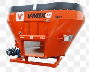Sanitary - Cattle Machine Mixer-wagon Valmetal Inc PNG