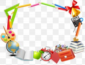School - School Carteira Escolar Clip Art PNG