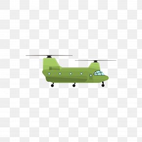 Green Military Transport Aircraft - Helicopter Military Transport Aircraft Airplane PNG