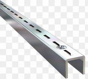 Rack Railway Steel Rail Profile Aluminium Metal PNG