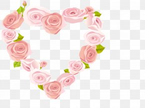 Heart-shaped Wreath - Rose Heart Euclidean Vector Adobe Illustrator PNG