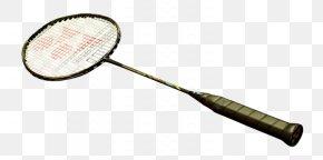 Badminton Racket Sports Equipment - Badmintonracket Badmintonracket Shuttlecock PNG
