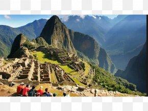 Machu Picchu - Inca Trail To Machu Picchu Sacred Valley Inca Empire Ollantaytambo PNG