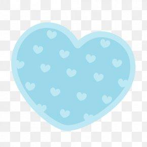 Heart - Blue Download Clip Art PNG