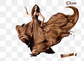 Chocolate - Chocolate Bar Dove Advertising TBWA PNG