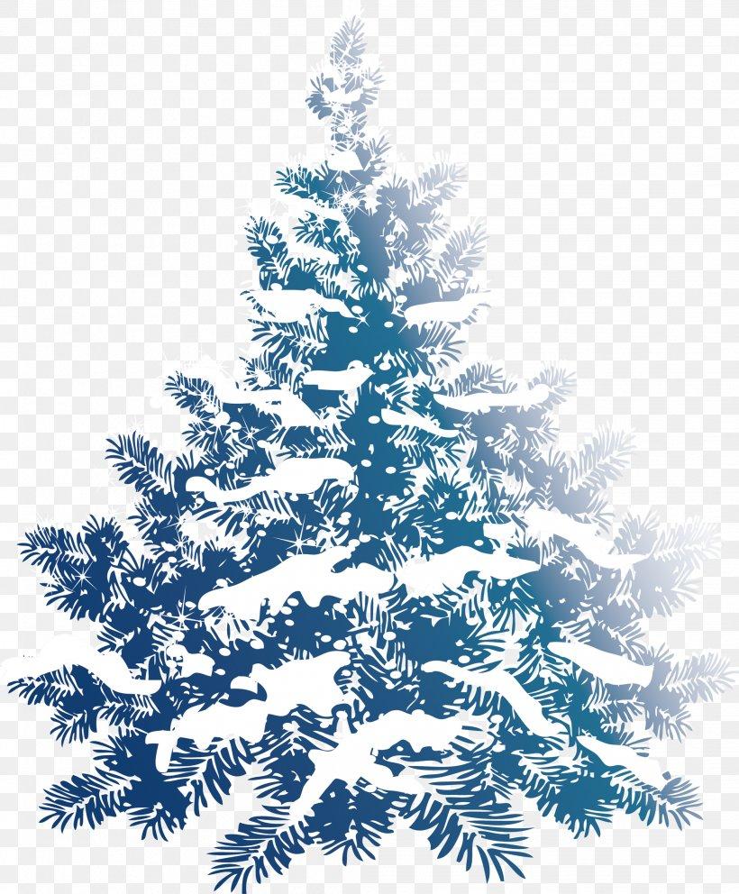 Christmas Tree Santa Claus Christmas Lights Clip Art, PNG, 2066x2500px, Christmas Tree, Artificial Christmas Tree, Branch, Christmas, Christmas Card Download Free