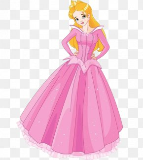 The Princess In A Beautiful Dress - Royalty-free Stock Photography Clip Art PNG