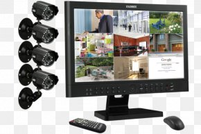 Camera - Wireless Security Camera Closed-circuit Television Surveillance Digital Video Recorders PNG