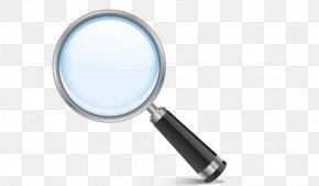 Dimensional Magnifying Glass - Magnifying Glass Euclidean Vector PNG
