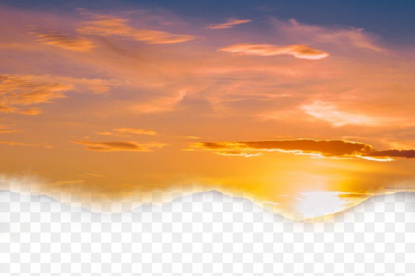 Sky Cloud Sunset Dusk, PNG, 1920x1280px, Sky, Afterglow, Atmosphere, Calm, Cloud Download Free