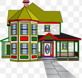 Car Home Cliparts - Car House Home Clip Art PNG