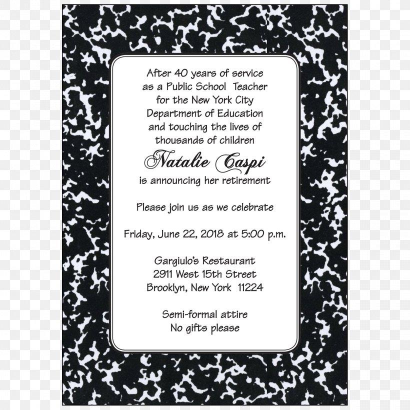 Wedding Invitation Retirement Party Birthday Png