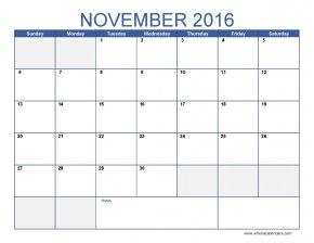 Calendar - Calendar November Template Month December PNG
