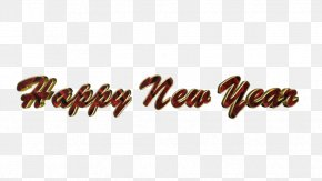 Happy New Year - New Year Christmas PNG