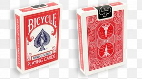Bicycle - Bicycle Playing Cards Trick Deck Magic PNG