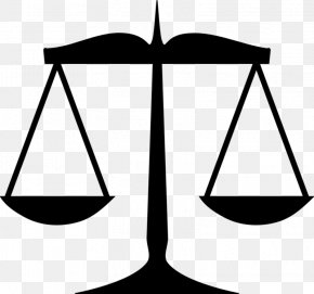 Scale Clipart - Measuring Scales Lady Justice Clip Art PNG