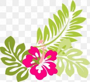 Hawaiian Cartoon Cliparts - Cuisine Of Hawaii Hawaiian Clip Art PNG