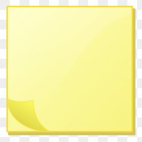 Sticky Note Image - Post-it Note Paper Clip Art PNG