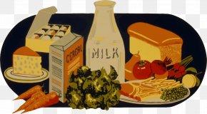 Food & Beverages - Poster Nutrition Healthy Diet Food PNG