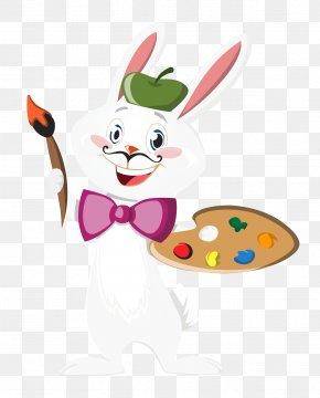 Rabbit Vector - Rabbit Easter Bunny PNG