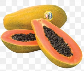 Papaya - Nutrient Organic Food Papaya Nutrition Facts Label Fruit PNG