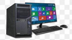 Computer Desktop Pc - Computer Cases & Housings Desktop Computers Personal Computer Computer Hardware PNG