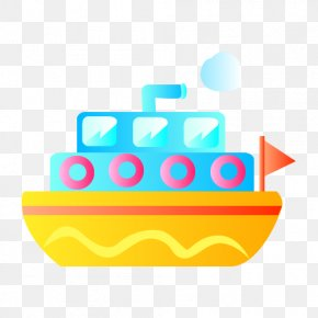 Ship Vector - Ship Cartoon PNG