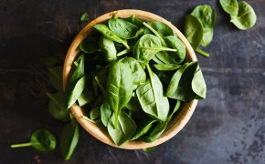 Spinach - Spinach Nutrient Nutrition Food Vitamin PNG