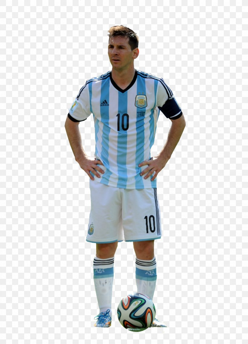 Football Player Argentina National Football Team 2014 FIFA World Cup Final, PNG, 1023x1417px, Football Player, Argentina National Football Team, Association Football Manager, Blue, Clothing Download Free