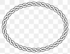 Borders Black And White - Borders And Frames Picture Frames Oval Clip Art PNG