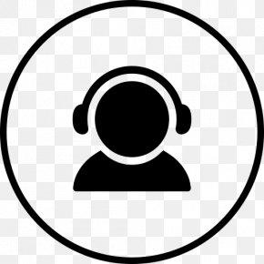 Blackandwhite Symbol - Circle Design PNG