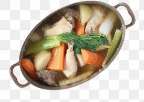 Turnip Cabbage Chicken Legs - Pot-au-feu Fried Chicken Onion Food Vegetable PNG