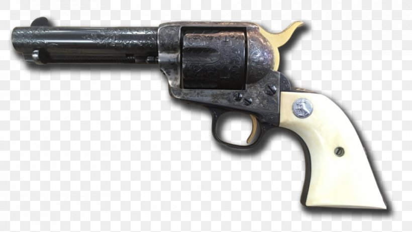 Revolver Firearm Colt Single Action Army Pistol Colt's Manufacturing Company, PNG, 960x541px, Watercolor, Cartoon, Flower, Frame, Heart Download Free