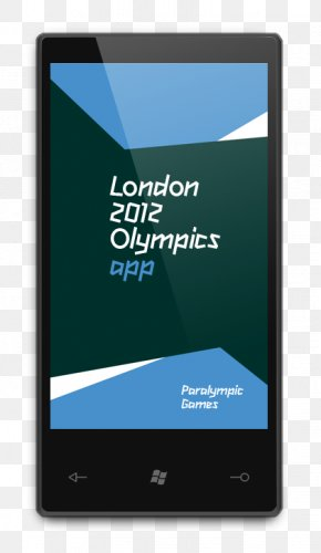 Olympic Project - 2012 Summer Olympics Smartphone London 2012 Games Activity Book Feature Phone PNG