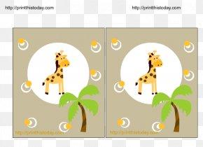 Giraffe - Giraffe Baby Shower Infant Convite Adrien Agreste PNG