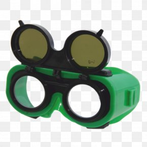 GOGGLES - Personal Protective Equipment Eye Goggles Face Radiation PNG