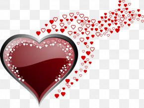 Happy Valentine's Day PNG Transparent Images - Valentines Day Heart Clip Art PNG
