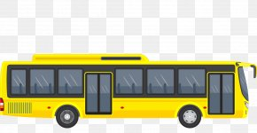 Bus - Bus Public Transport Clip Art PNG