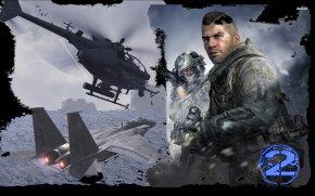 Call Of Duty - Call Of Duty: Modern Warfare 2 Call Of Duty 4: Modern Warfare Call Of Duty: Modern Warfare 3 Call Of Duty 2 PNG