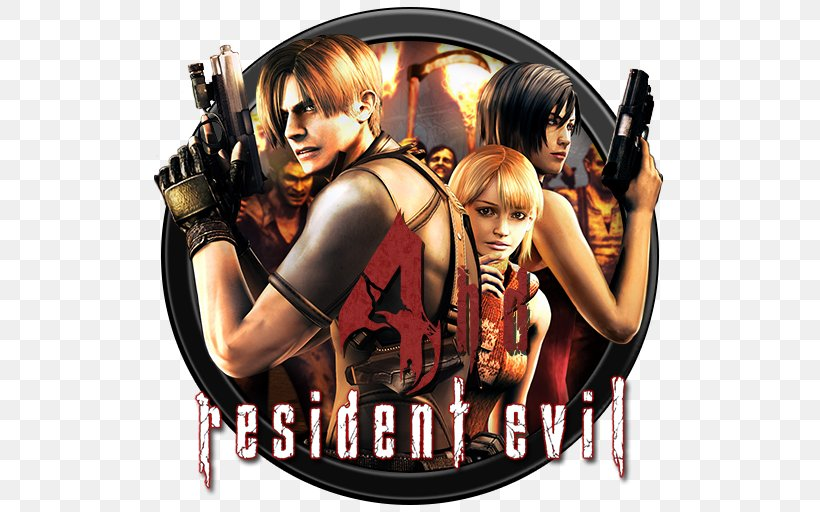 Resident Evil 4 Leon S Kennedy Ada Wong Playstation 2 Resident