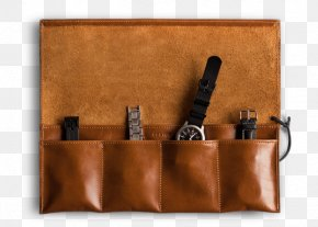 Go Abroad - Watch Strap Leather Pocket Rolex PNG