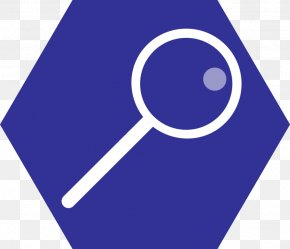 Search Magnifying Glass Icon - Magnifying Glass Clip Art PNG