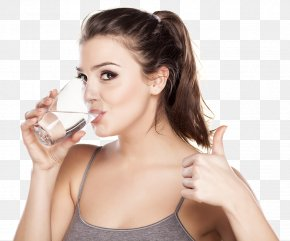 Drinking Water - Drinking Eating Water Meal PNG