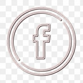 Metal Logo - Facebook Icon Social Circles Icon Logo Icon PNG